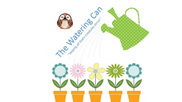 Owl''s The Watering Can