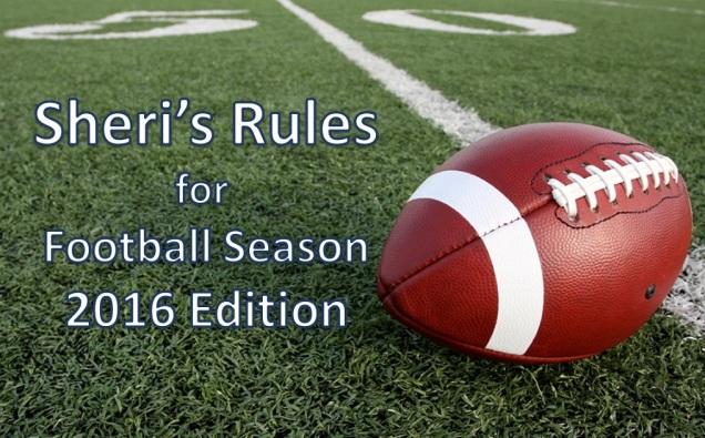 2016 Rules