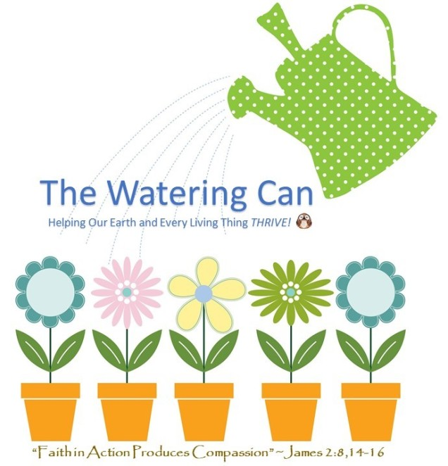 The Watering Can Logo