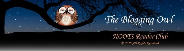 Blogging Owl Header HOOTS Reader Club & Night Shift