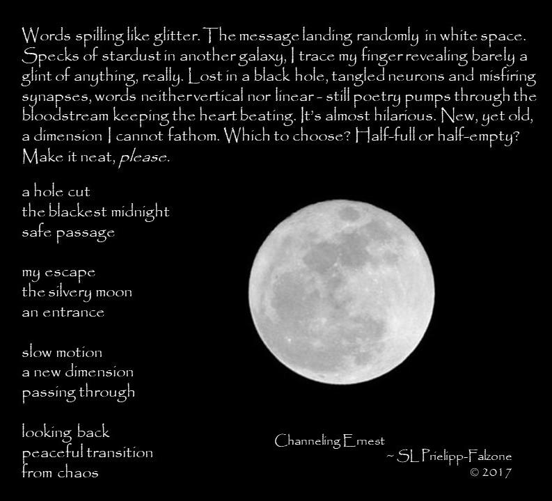 Prose - Channeling Ernest