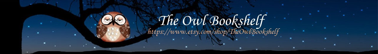 The Owl Bookshelf 4